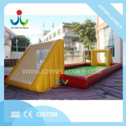 Kleine Innenkind-aufblasbarer Fußballplatz für Verkauf