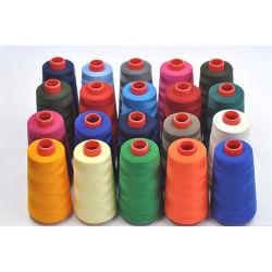 40S/2 100% Polyester filés pour la couture, fil à coudre 3000y-8000y