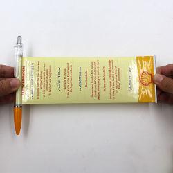 De adverterende Pen van de Vlieger van de Pen van de Banner van de Ballpoint