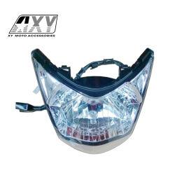 Véritable 150cc pour phare de Pièces de moto Honda CBF150 projecteur de motocyclette