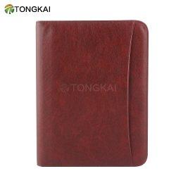 Dispositivo di piegatura Zippered del portafoglio con l'inserto del ridurre in pani