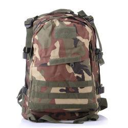 Imperméable 600d'Oxford 35L 3D en plein air tactique militaire sac à dos Sac de voyage de camping randonnée sac à dos militaire Camo Sac de chasse