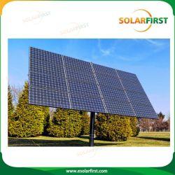 Einfache Installations-Solarbodeneinhängenpole-Bodenmontage-System