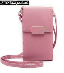 Designer Mini Haut de la qualité des sacs de téléphone/PU Fashion femmes Wallet/ Ladies Purse (J568)
