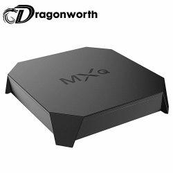 Caixa de TV Android bluetooth U2+ Mxq S905W 1g 8g com o Skype Smart Caixa TV Internet TV HD Android Market 7.1