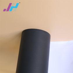 Digital Textile Printing Black Back Frontlit Textile Fabric