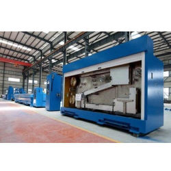 8mm 코퍼 로드 전기 케이블의 RBD 와이어 도면 기계 제조 기계