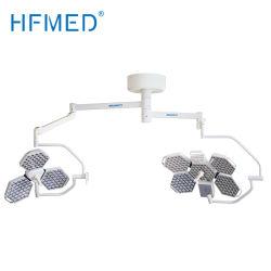 Attrezzature mediche della stanza di funzionamento dell'ospedale della lampada di chirurgia del LED (SY02-LED3+5)