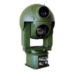 HgOt 216e情報処理機能をもった沿岸またはボーダー防衛監視サーベイランス制度のタレット(短距離)