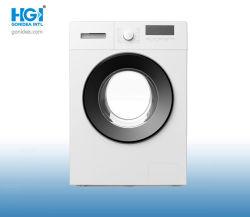 6kg met Wasmachine van de Wasserij van de Lading van de LEIDENE Deur van de Vertoning de Zwarte Voor