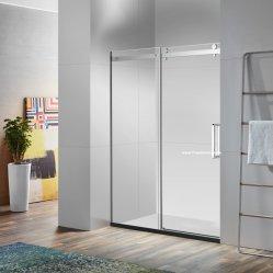 Soft fermer les portes de douche avec Frameless