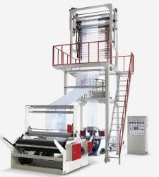 Machine de soufflage double film couleur pour divers couleur film plastique à rayures (SJ40X2-600)