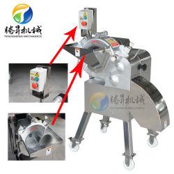 Usine de transformation alimentaire à grande vitesse en acier inoxydable découper en dés le tranchage Machine (TS-Q180)
