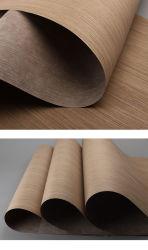 Орех дуба шпона Edge-Band из тикового дерева с Fleece-Back Quarter-Cut Straight-Cut обращения