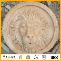 Marmo/granito intagliati mano Relievo di pietra che intaglia per la decorazione della parete