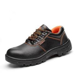 안전한 단화 또는 일 단화 또는 가죽 일 단화 또는 가죽 신발 또는 형식 단화