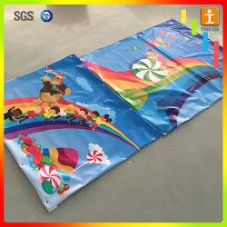 屋外の昇進ビニールの旗大きいフォーマットの印刷
