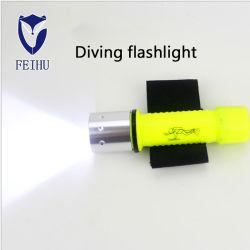 Hunger Outdoor nieuwe LED-zaklamp Waterproof Aluminium Alloy Strong Light Oplaadlampje Duiklamp T6