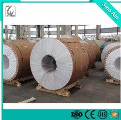 Une bobine en aluminium5754 pour souder des structures, les réservoirs de stockage des récipients à pression, les structures des navires, des installations offshore