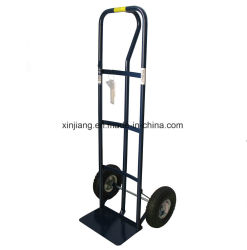"""3.50-4の250kg Handtrolley """"ゴム製空気車輪"""