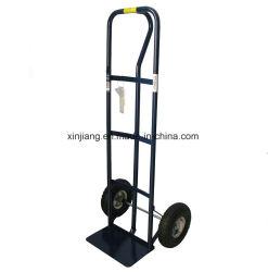 """Инструменты 250 кг стальные конструкции для тяжелого режима работы стороны тележки с 3.50-4"""" резиновые колеса воздуха"""