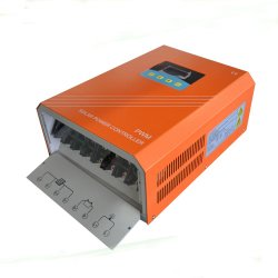 Het goede Controlemechanisme van het Systeem van de Zonne-energie van de Prijs met LCD Vertoning