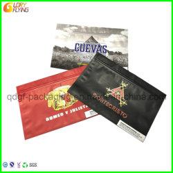 Tabak-verpackenbeutel/Plastiktasche mit wiederversiegelbaren Reißverschluss-/Tabak-Beuteln