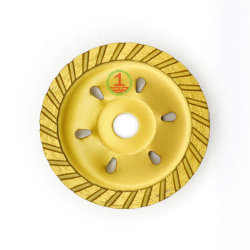 الصين فائقة نوعية ماس فنجان [غريند وهيل] لأنّ يطحن حجارة, رخام, صوّان, خرسانة [إتك]