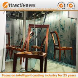Linea di produzione di legno del rivestimento della polvere del portello della cucina di Chuangzhi strumentazione della verniciatura a spruzzo della mobilia