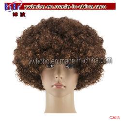 Costumes d'halloween parti d'Accessoires de cheveux afro perruques de mariage de produit (C3013)