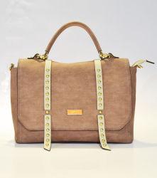 Le design de mode PU Femmes Sac à bandoulière Sac fourre-tout commerce de gros de la courroie de perles