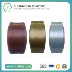 China-Großverkaufgewebe 100% gefärbtes 1500d pp. Multifilament-Garn