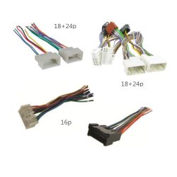 L'iso dell'automobile della Hyundai collega i collegamenti elettricamente del cavo dell'automobile del cablaggio