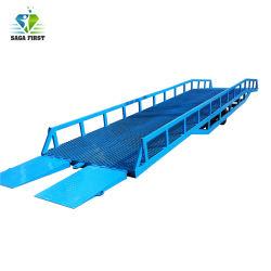 Hydraulische bewegliche Yard-Verladedock-Rampe für Behälter