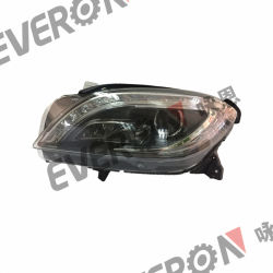 Mercedes Ml 호화로운 W166 2012-2016년을%s LED DRL를 가진 숨겨지은 크세논 헤드 램프