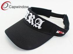 3D Bordados Pala Cap Black Hat