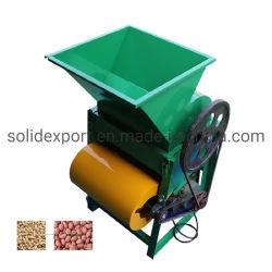 Gute Qualitätskleine Erdnuss-Maschinen-Erdnuss, die Maschine für Verkäufe schält