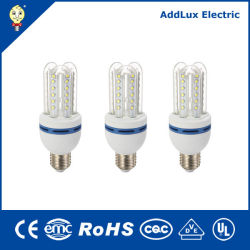 高品質 CE UL 3W-25W E27 B22 E14 バルブ 2U 3U 4U LED CFB (中国製、リビング用、キシェン用、ベッドルーム用、ダイニングルーム照明、ベストディストリビュータ工場用)