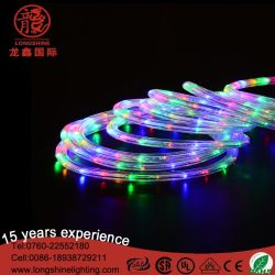 Водонепроницаемый светодиодный 3 разъема , провод 110 В/220 В 100 м/индикатор стабилизатора поперечной устойчивости Decoratioveled трос газа лампа