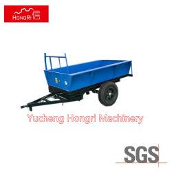 Rimorchio cinese dell'azienda agricola della rotella del trattore 2