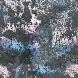 셔츠 (XF-0085)를 위한 직물 실크 직물을 인쇄하는 꽃