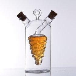 Dd1068 горячая продажа соус масла и уксуса стеклянная бутылка Condiment масла соевых кухня с широким горлышком