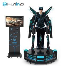 Jogo, Realidade Virtual Simulador de Voo passeios de adultos do parque de diversões