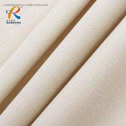 固体Color 染まるスパンデックスの綿Twill Workwear Fabrics Jindaの織物の多彩な織り方の綿Strech Twill ファブリック