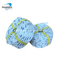 Corda de amarração de poliéster com 12 mm de diâmetro