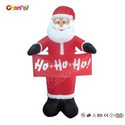 Partydekoration Weihnachtsmann für fröhliche Weihnachten (CHX1413)