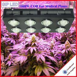 1000W Овощи/цветущими коммутаторы полный спектр индикатор початков расти фонари