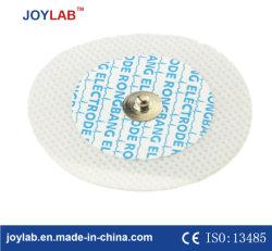 La plaque d'électrodes ECG Dispsoable tranche d'électrodes