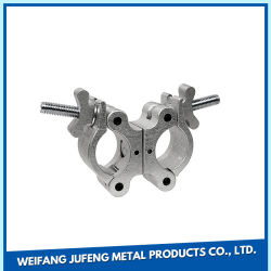 Accoppiatore del morsetto di difficoltà dell'armatura del metallo della lamiera di acciaio per il materiale da costruzione