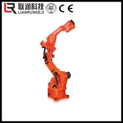 Het industriële Automatische AC gelijkstroom Booglassen van mig Mag Inveter TIG, CNC van de Laser van de Vlam Knipsel, het Schilderen Machine van het Robotachtige Wapen van 6 As